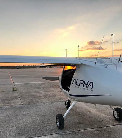 Ati Havacılık Alpha Triner